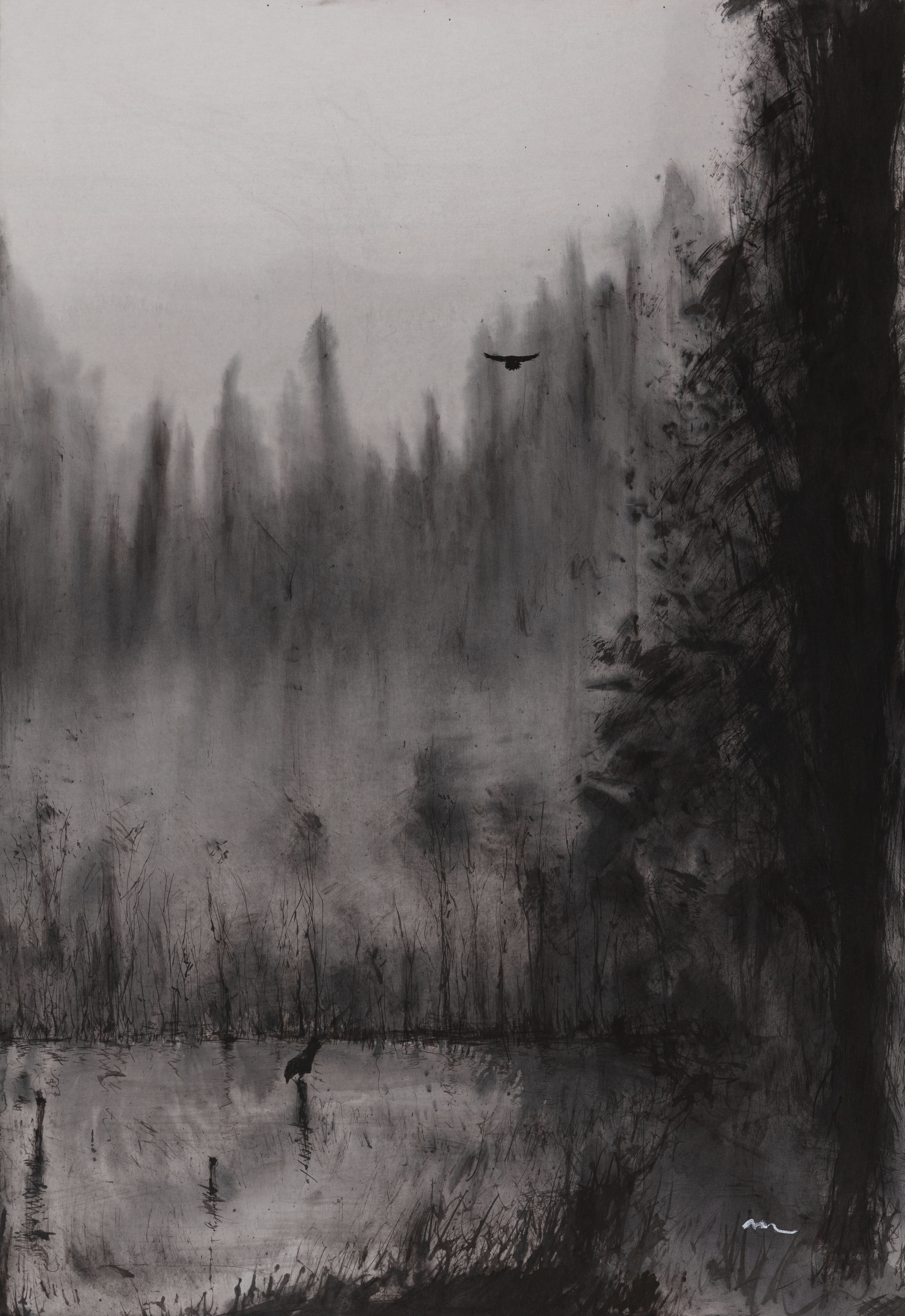 森の情景Ⅰ