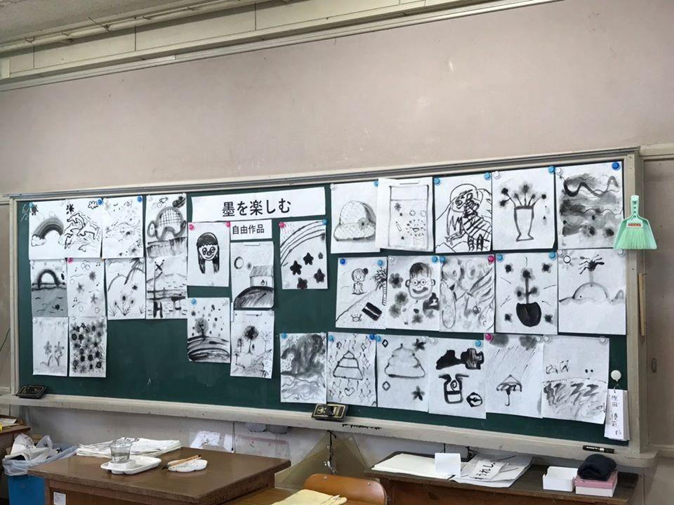 日置荘小学校10