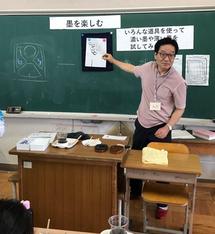 日置荘小学校3
