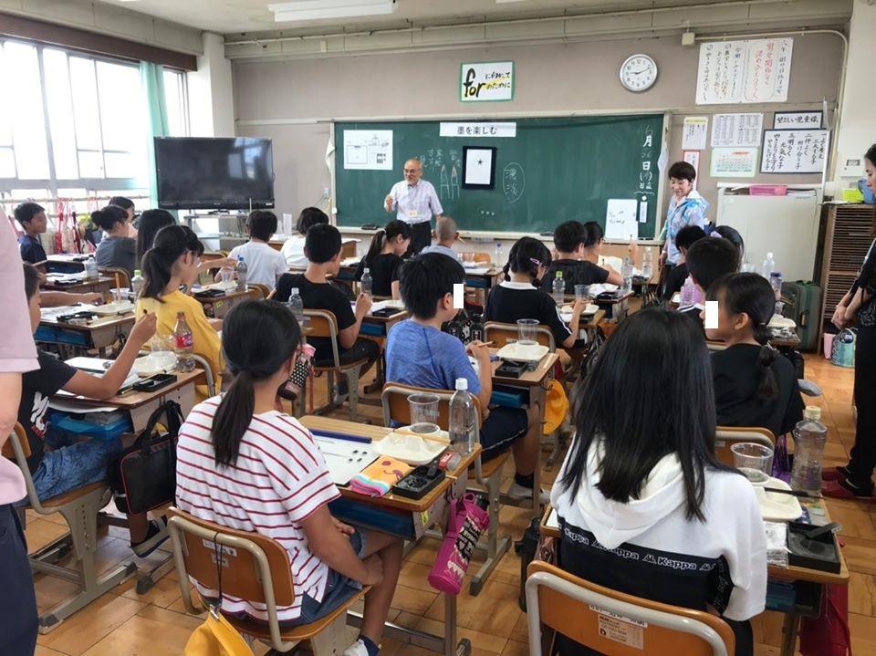 日置荘小学校5