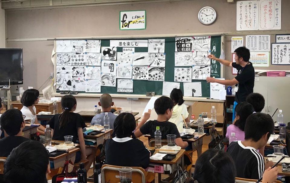 日置荘小学校9