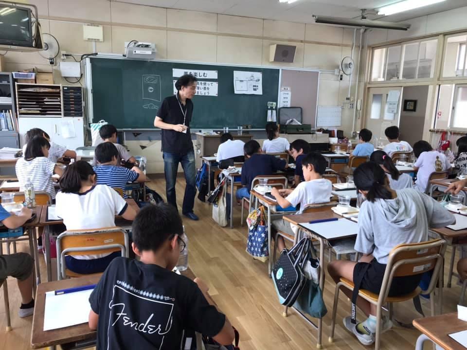 晴明丘南小学校8