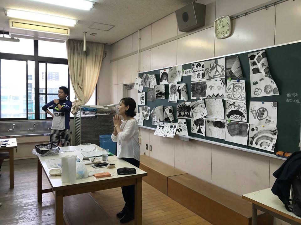 中泉尾小学校4